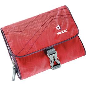 Deuter Wash Bag I Bagage ordening rood